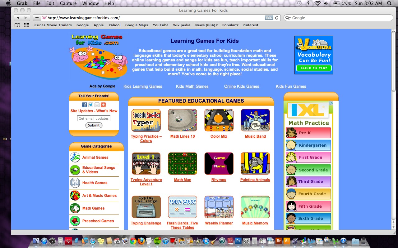 Educational Games for Girls