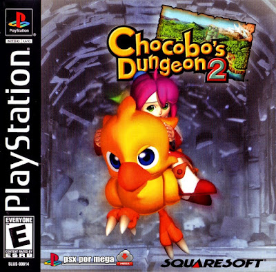 descargar chocobo's dungeon 2 psx mega