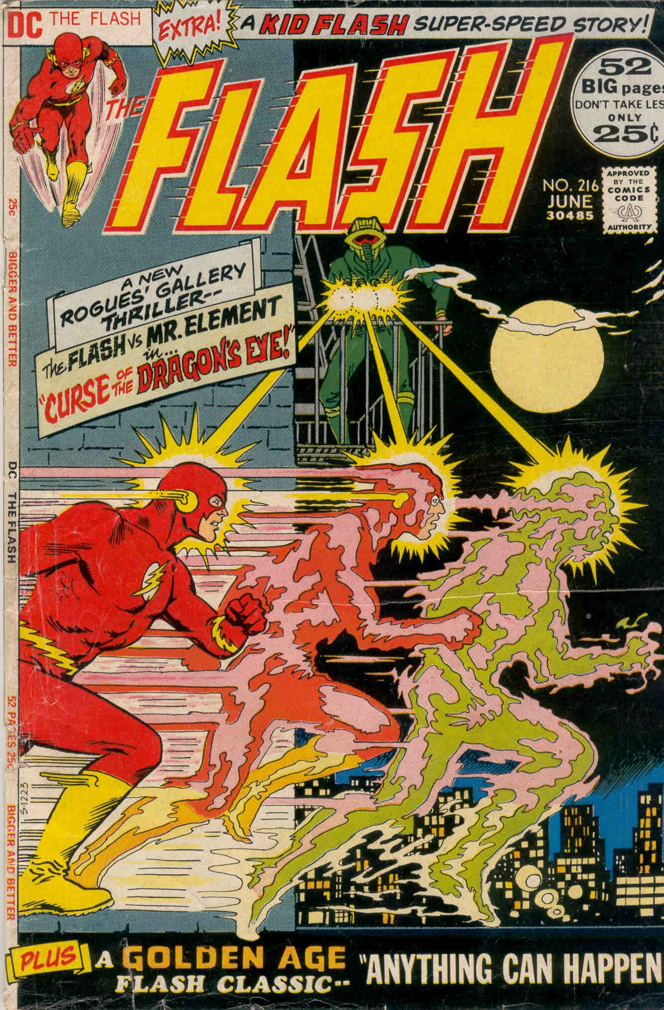 The Flash (1959) 216 Page 1