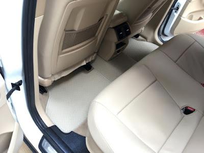 Thảm lót sàn ô tô BMW X3 2018