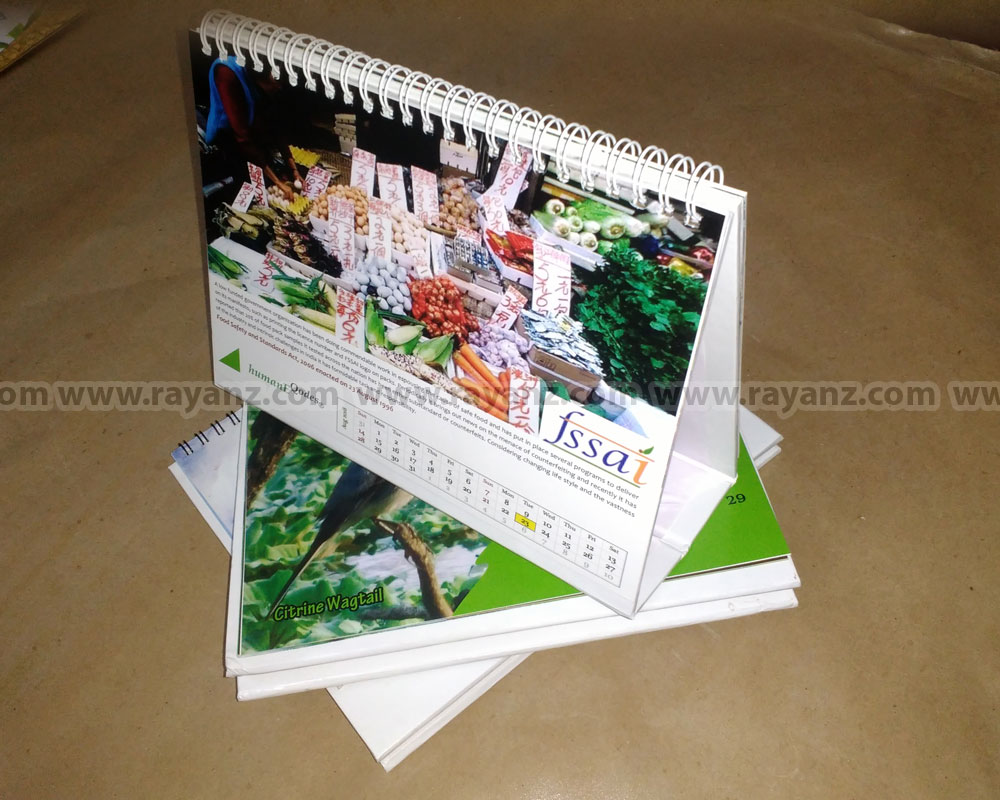 Desktop Calendars Printing in Chennai
