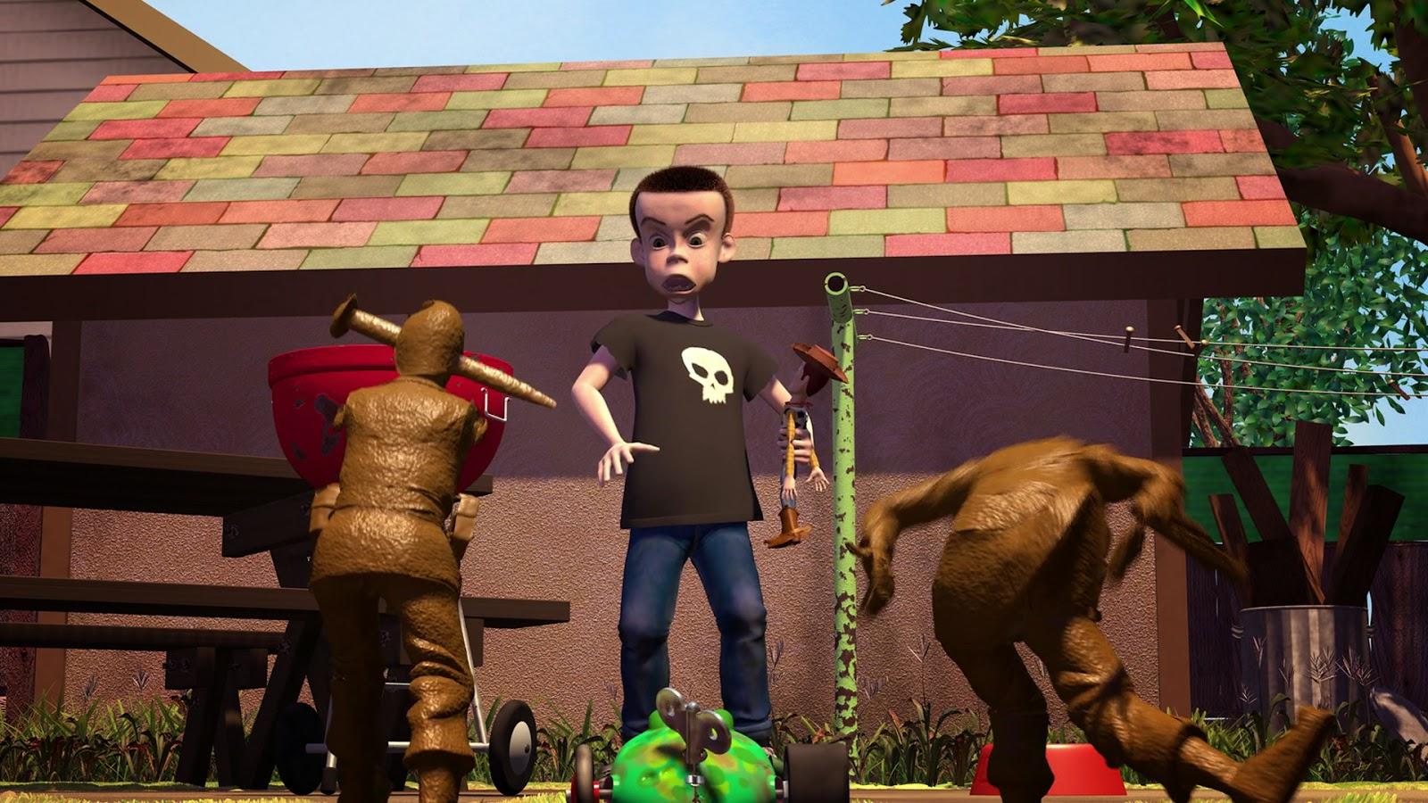 Pixar and Beyond: 10 Horrifying Pixar Movie Moments