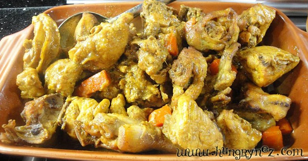 Pinoy Chicken Curry Recipe