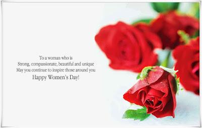 Koleksi Ucapan Istimewa Buat Wanita Pada 8 Mac Hari Wanita Sedunia
