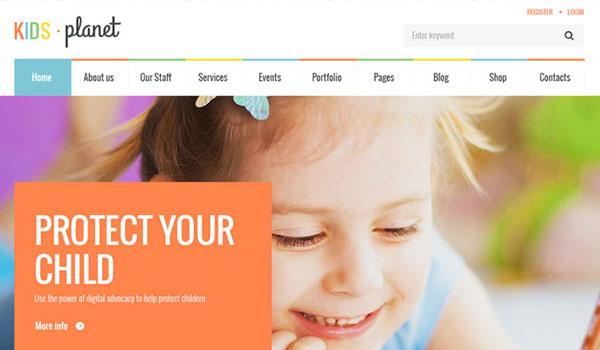 Kids-Planet-Multipurpose-Children-Wordpress-Theme