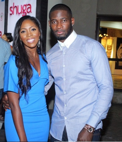 Tiwa Savage and Tbillz marriage is OVER