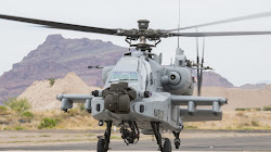 Không quân Ấn Độ nhận chiếc trực thăng tấn công AH-64E Apache đầu tiên