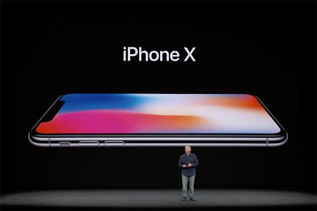 iPhone X dengan 5 Fitur Andalannya