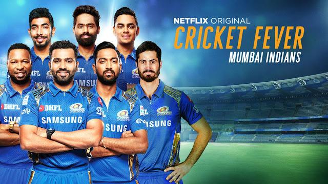 #TheLifesWayReviews - Cricket Fever:Mumbai Indians @mipaltan @NetflixSA TV Series