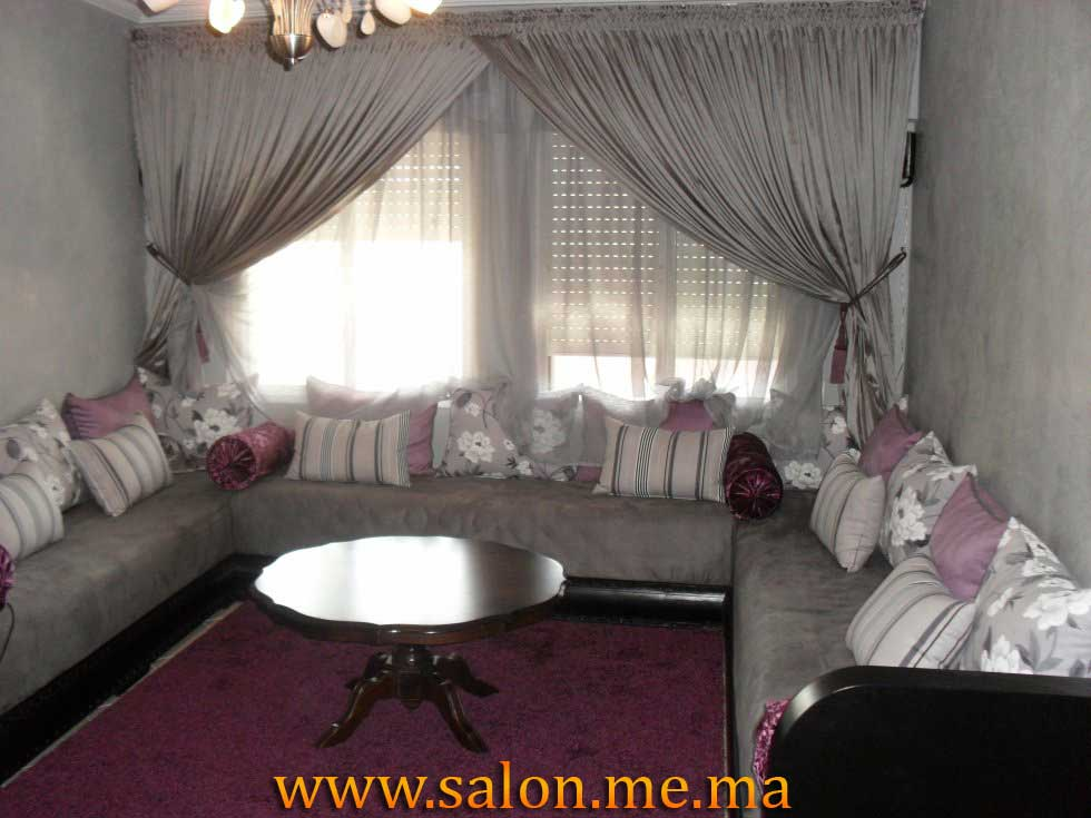 salon marocain d coration maison 2014. Black Bedroom Furniture Sets. Home Design Ideas