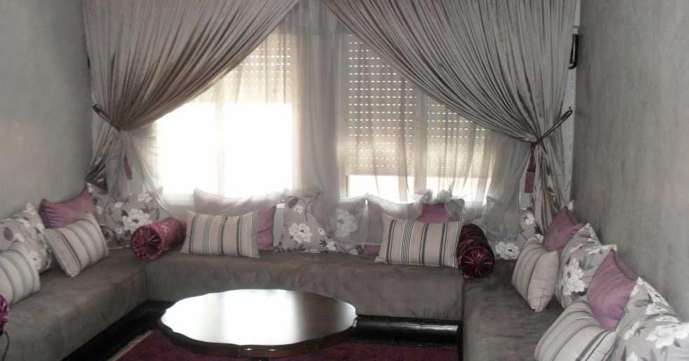 Meuble table moderne: Table de salon marocain