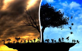 http://i-r-s.deviantart.com/art/Hell-vs-Heaven-151375523