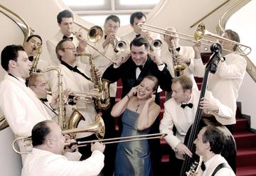 תזמורת הסווינג דאנס מברלין מגיעה לישראל - מרץ 2018