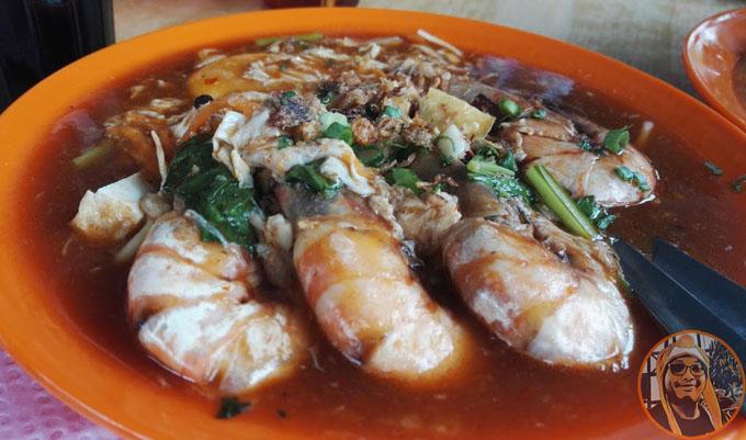 Mee Bandung Warung Kg Chengal Jantan, Changkat Ibol, Taiping