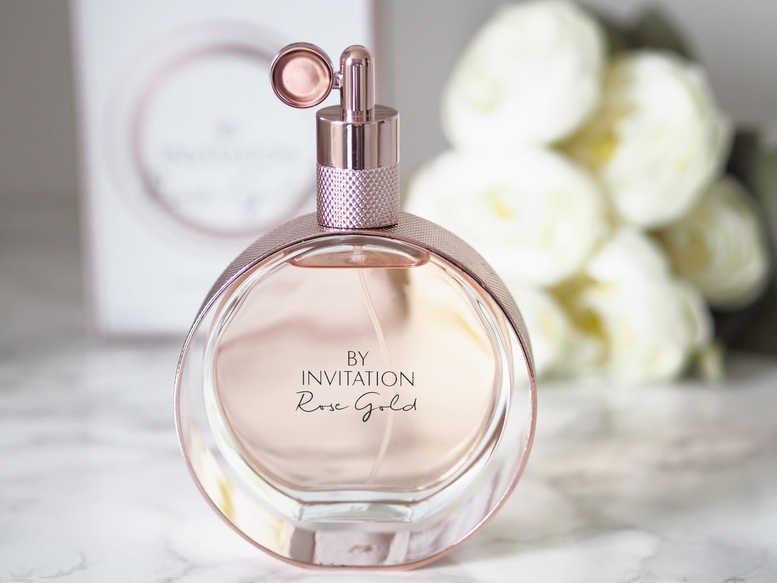 Michael bublé By Invitation Rose Gold eau de parfum Floral oriental gourmand fragrance \ Priceless lLife of Mine \ over 40 lifestyle blog
