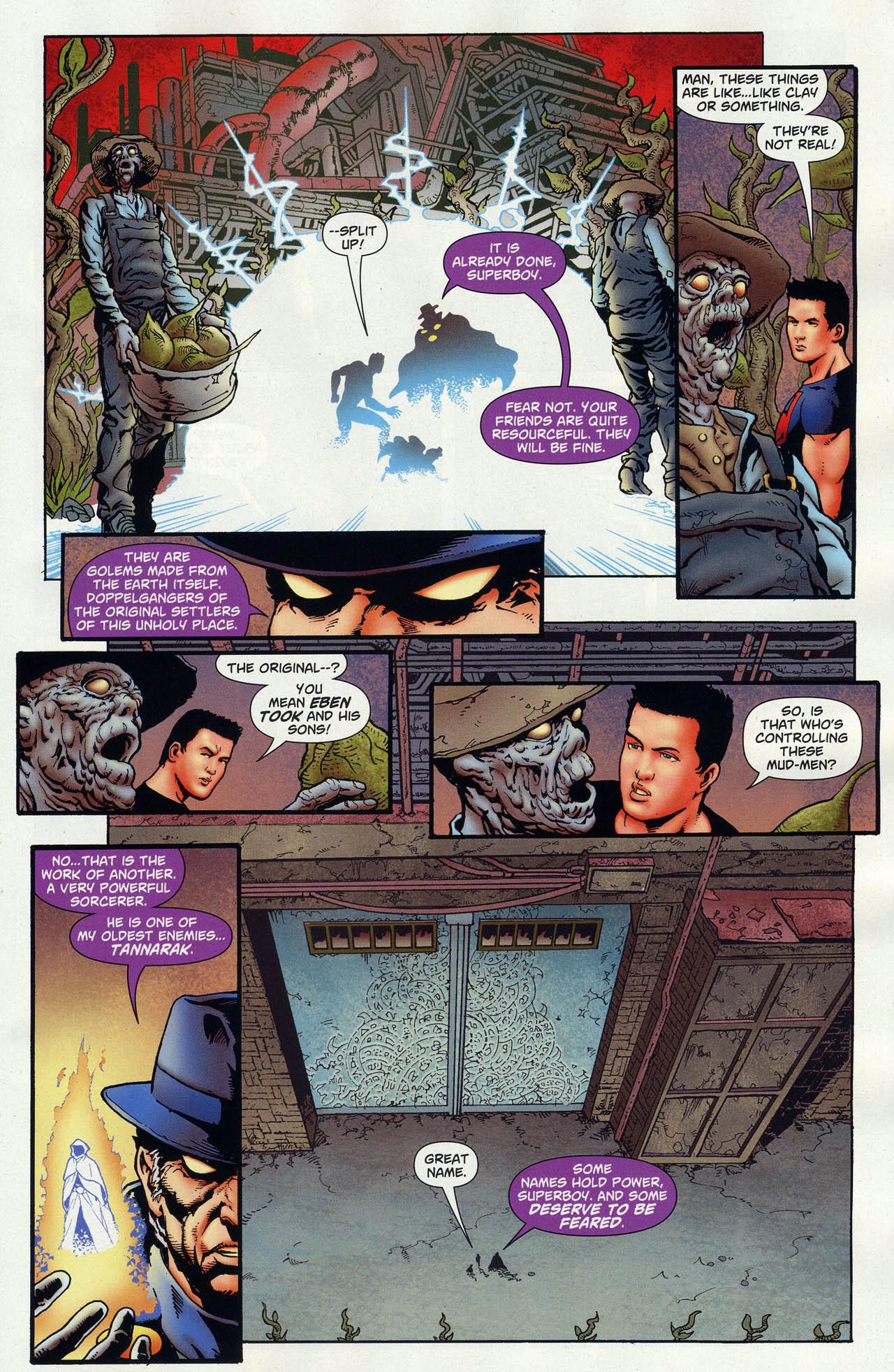 Superboy [I] Issue #9 #9 - English 9