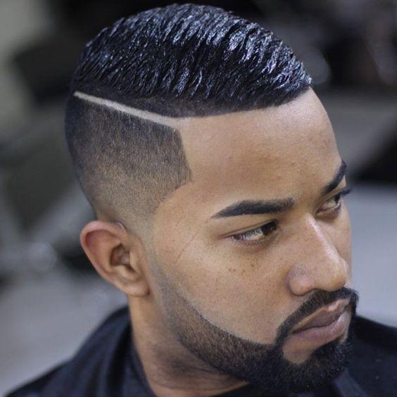 Tagli capelli corti alla moda uomo