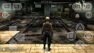 Cara main PS2 di Android Samsung DamonPS2 Pro Emulator