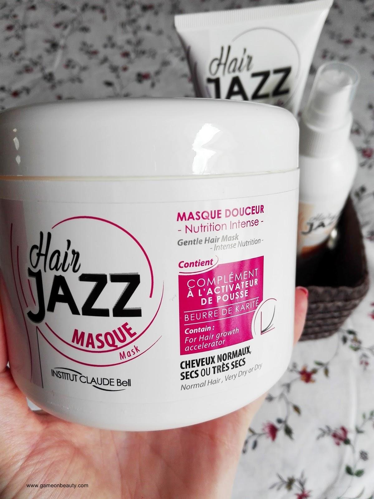 Hair Jazz uma explosão de crescimento dos cabelos