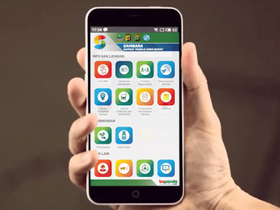 Aplikasi Sambara Samsat Jabar