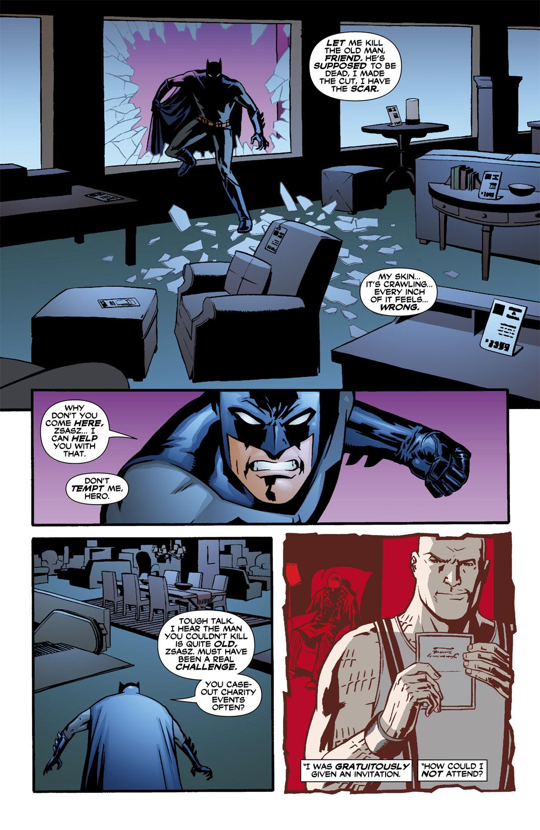 Detective Comics (1937) 816 Page 6