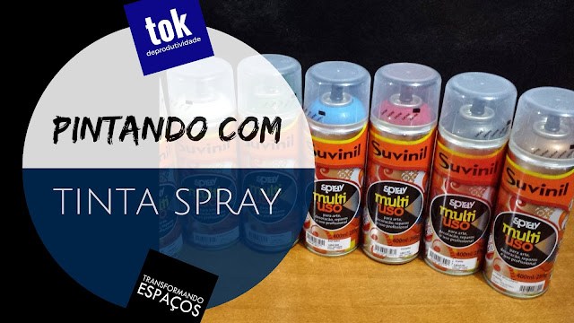 Resenha de Produto: Tintas Spray Suvinil