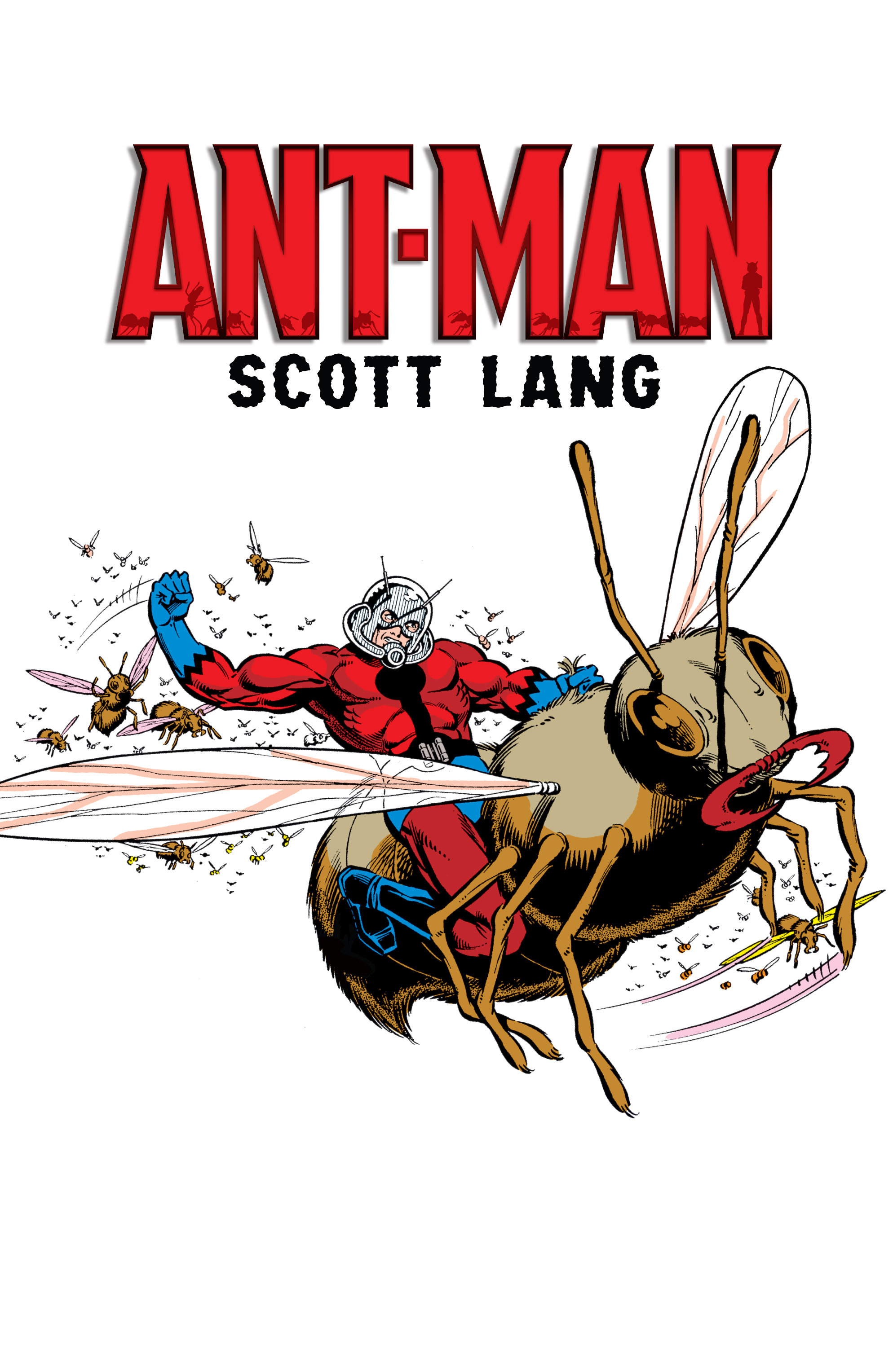 Read online Ant-Man comic -  Issue #Ant-Man _TPB - 2
