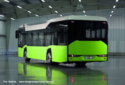 New Solaris Urbino 12