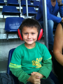 little U2 Fan with 5 years