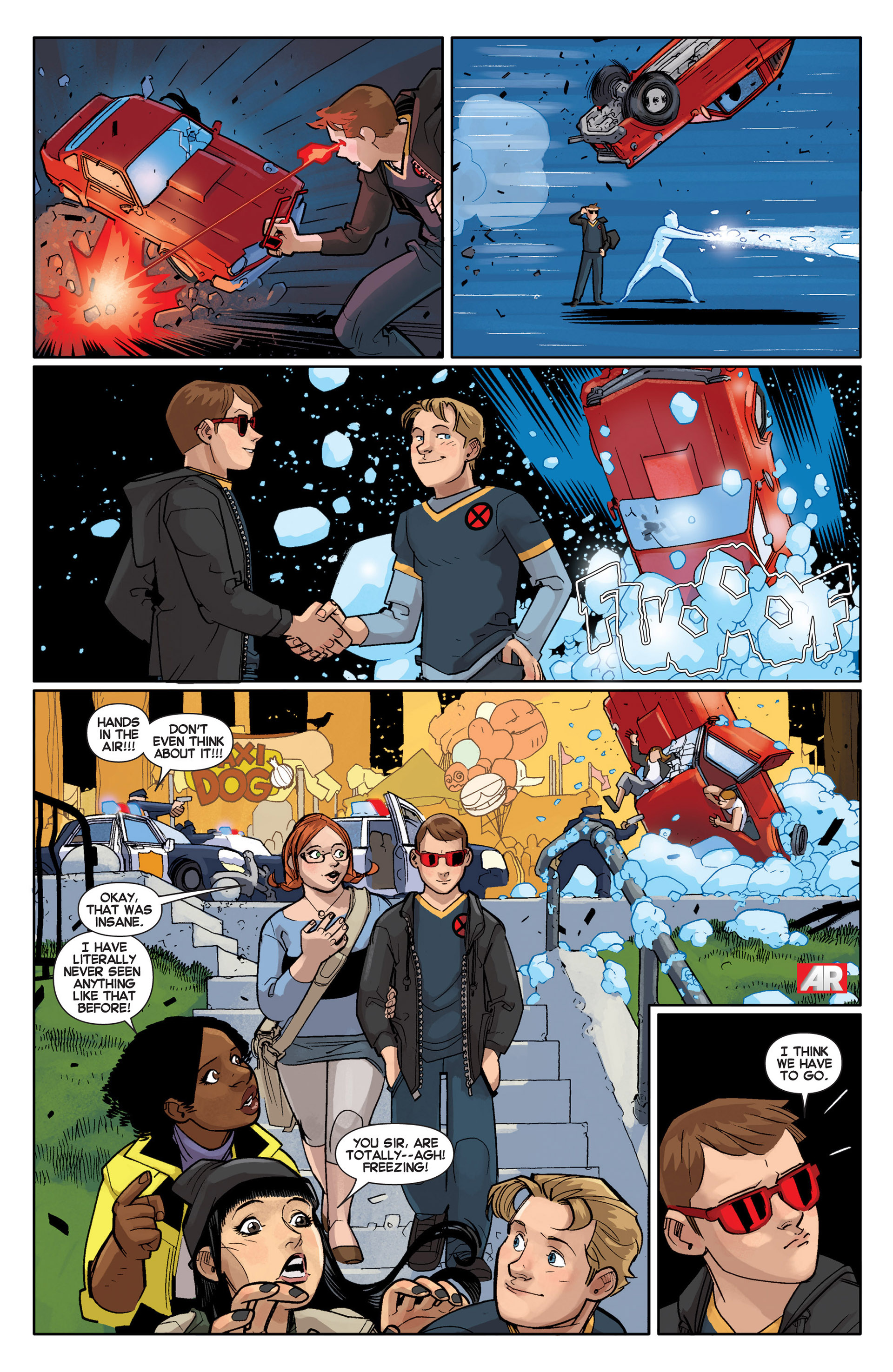 Read online All-New X-Men (2013) comic -  Issue #15 - 18
