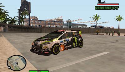 Mod Small Car HP Indicator