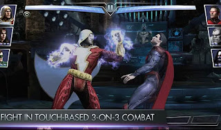 Injustice: Gods Among Us v2.16.1 Mod