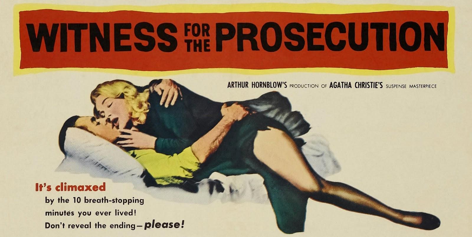 prosecution essay