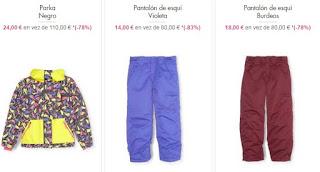 ropa billabong para niños