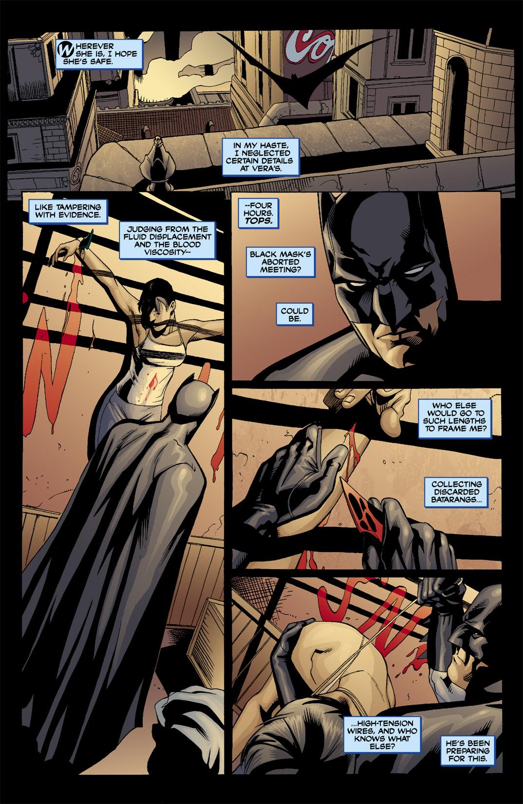 Detective Comics (1937) 809 Page 17