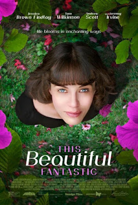 This Beautiful Fantastic 2016 DVD R1 NTSC Sub