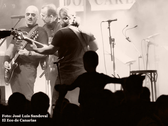 concierto Los Coquillos noche San juan Las Canteras 2016