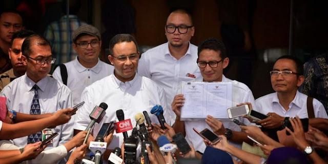 Jadi Tersangka Korupsi, PNS Pemkot Jaksel Diminta Anies-Sandi Ikuti Proses Hukum