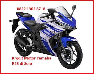 Harga Kredit Motor Yamaha R25 Terbaru 2017 di Solo