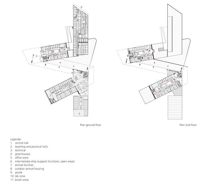 a:VZ: Linnaeusborg, Centre for Life Sciences / Rudy