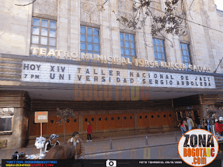 FOTO Teatro Jorge Eliecer Gaitan