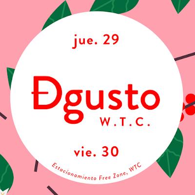 Degusto WTC feira gastronomica Montevideu