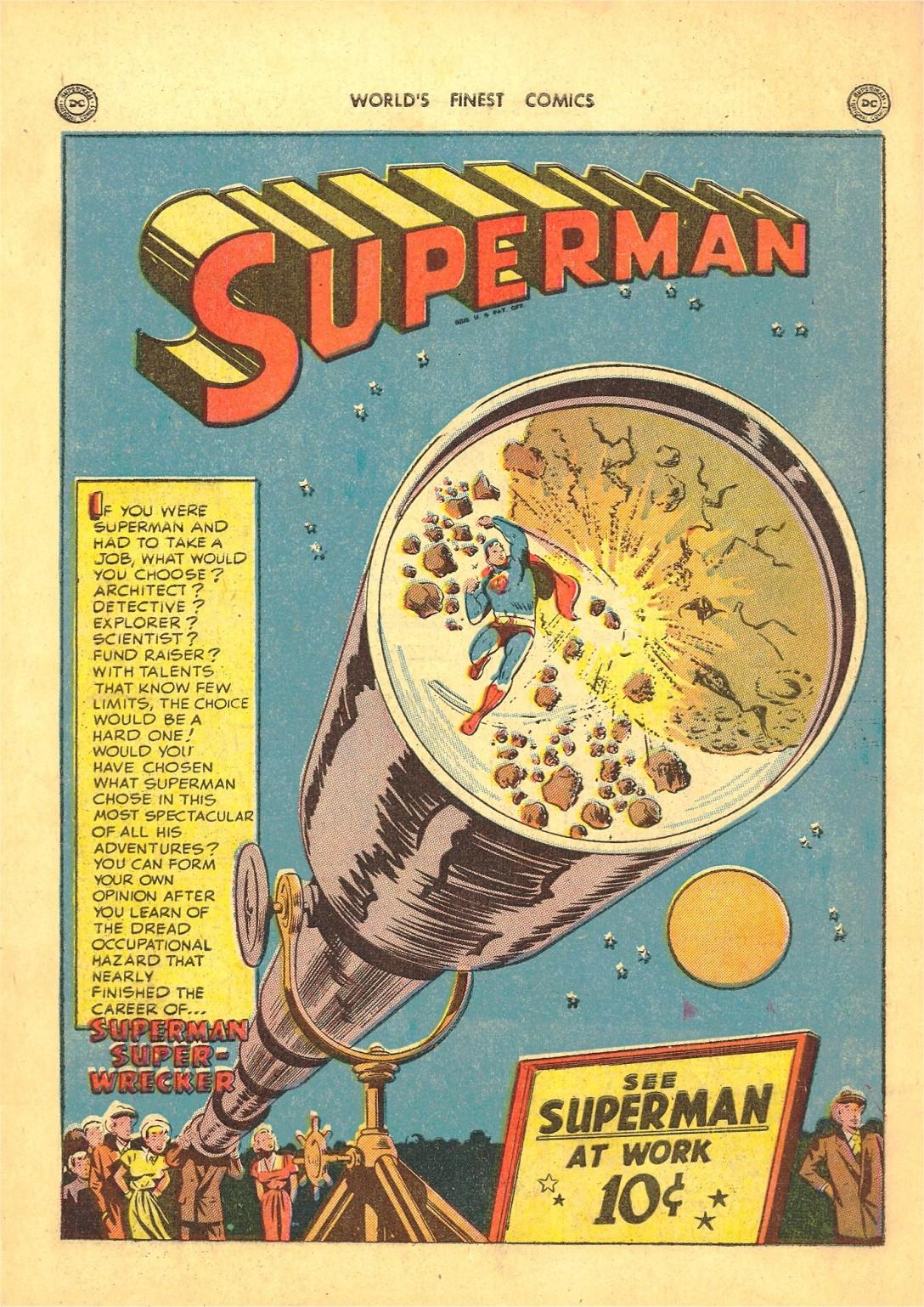 Read online World's Finest Comics comic -  Issue #50 - 3