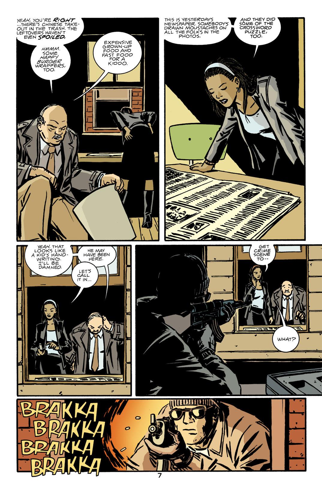 Detective Comics (1937) 767 Page 28