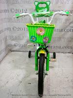 Sepeda Anak Erminio 1622 Sandaran 16 Inci