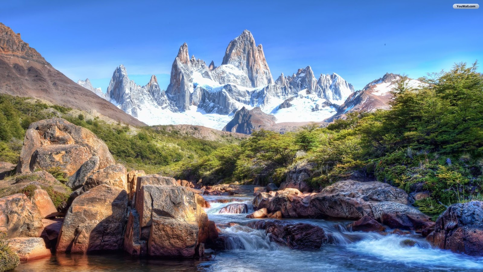 Most Beautiful Mountain Full Hd Natural Photos Latest