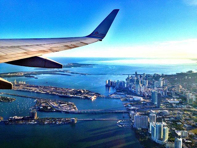 Como achar passagens aéreas promocionais nas épocas mais baratas para Miami