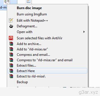 Πως θα κάνω mounting (φόρτωση) ένα αρχείο ISO στον υπολογιστή 1