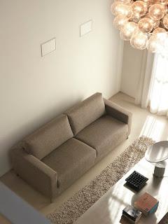 Canapé Convertible James Milano Bedding