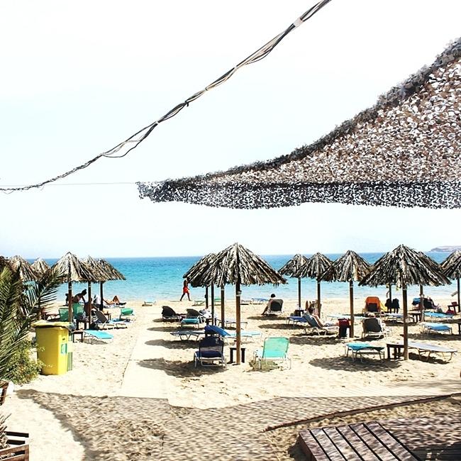 Jelena Zivanovic Instagram @lelazivanovic.Glam fab week.Santa Maria beach bar Paros island.